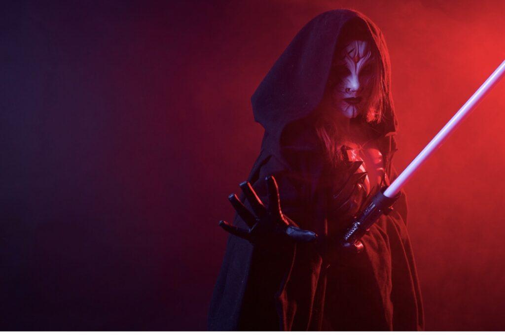Crystal Cleveland Star Wars Sith